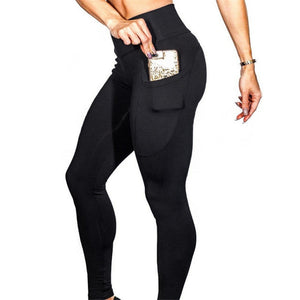 Run High-Waist Pocket Leggings