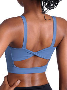 Ribbon Sports Bra