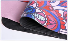 Load image into Gallery viewer, Elephant Suede Thin Yoga Mat
