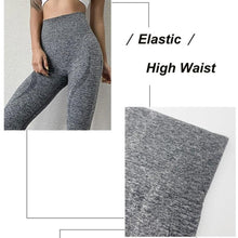 Load image into Gallery viewer, Seamless Capri Leggings