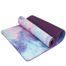 Load image into Gallery viewer, Infinity Suede Yoga Mat