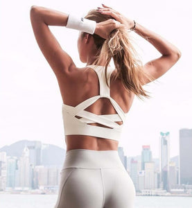 Sleek Sports Bra