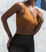 Load image into Gallery viewer, Strappy Sports Bra