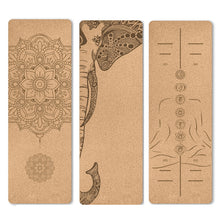 Load image into Gallery viewer, Eco-Friendly Cork Yoga Mat