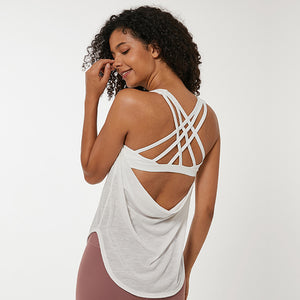 Softskin Tank Top With Buil-In Bra