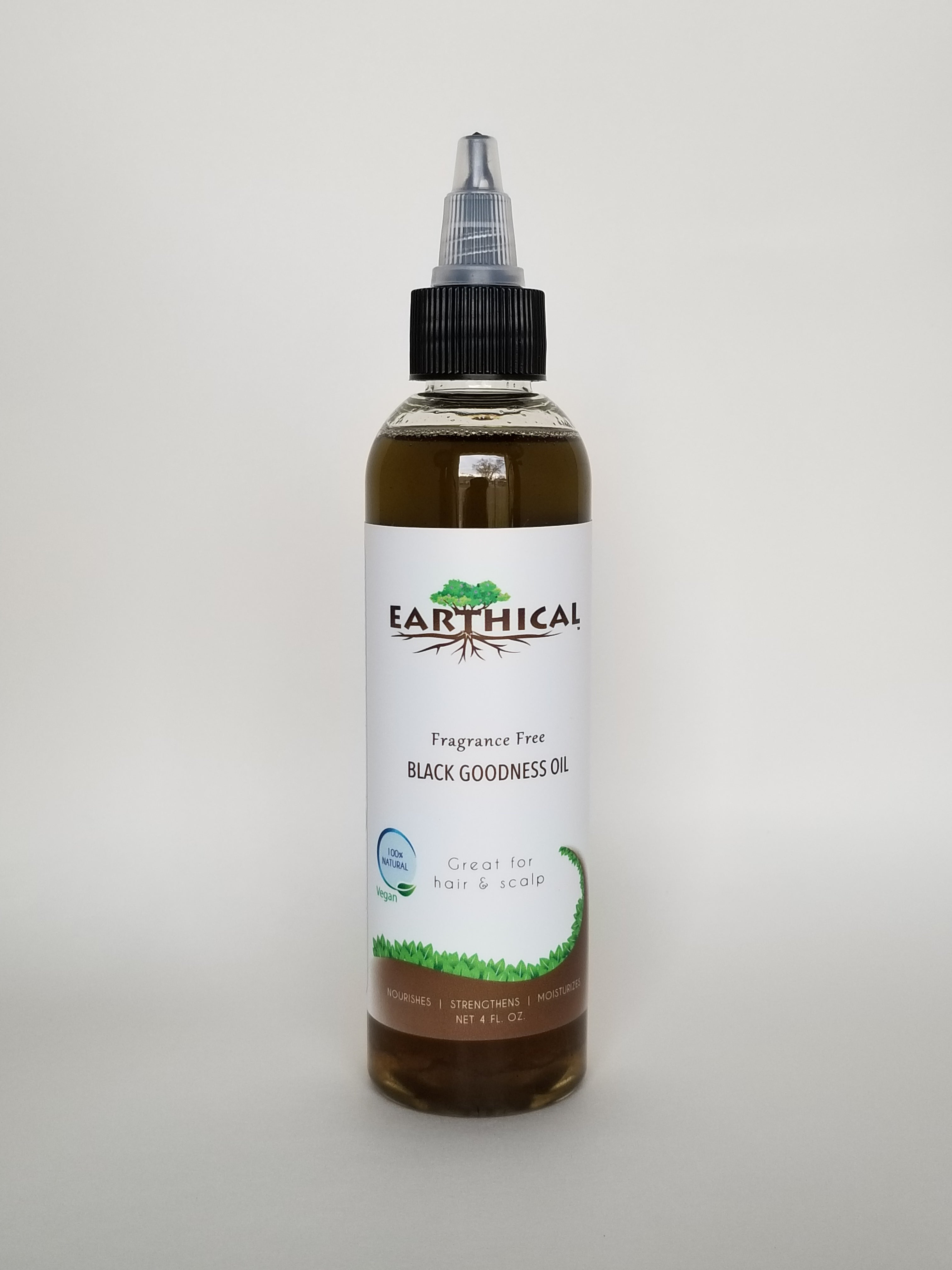 Black Goodness Oil | ORGANIC
