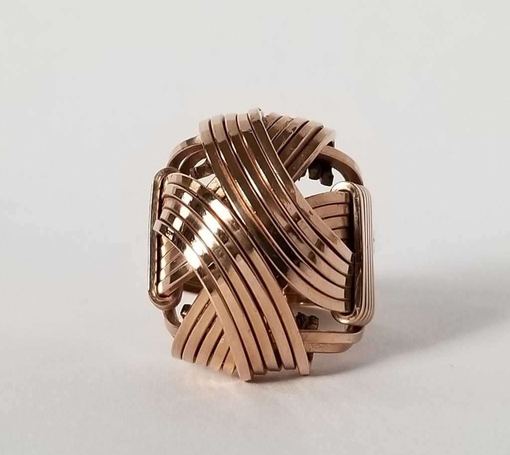 Elite Ring | Rose Gold