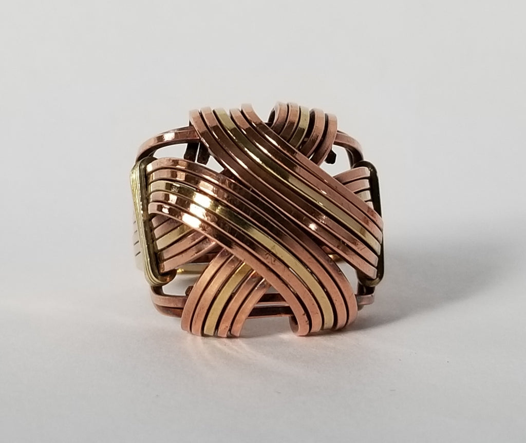 Elite Ring | Copper Brass