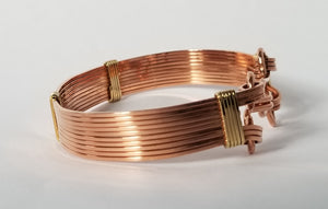Elite Bracelet | Copper Brass