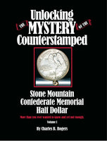 COUNTERSTAMPED STONE MOUNTAIN COIN BOOK