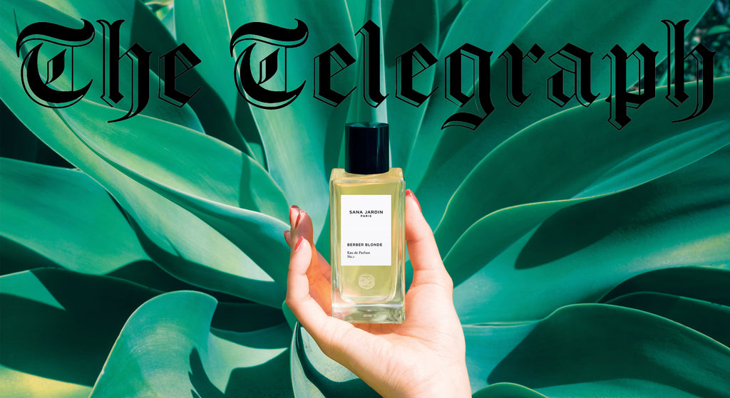 THE TELEGRAPH: A PERFUMED PLACE IN THE SUN