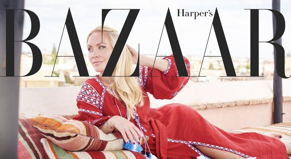 HARPERS BAZAAR: WHAT IT'S REALLY LIKE TOO... CHALLENGE THE STATUS QUO