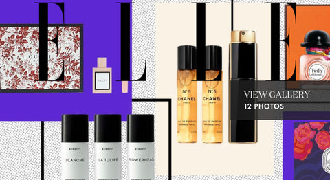 ELLE: 12 Perfume Gifts Sets To Give This Mother's Day