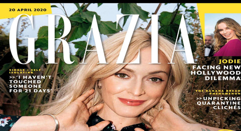 Grazia: Health + Beauty