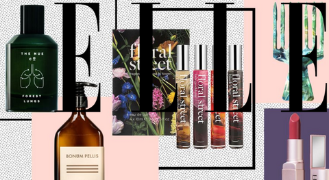 ELLE: The Best Christmas Gifts For The Eco-Conscious Beauty Lover