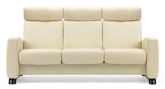 Stressless Arion Highback Sofa 3 Seater