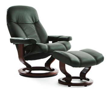 Stressless Consul Recliner (Medium)