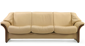 Stressless Eldorado Lowback Sofa 3 Seater