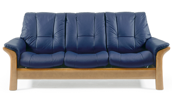 Stressless Windsor Lowback Sofa