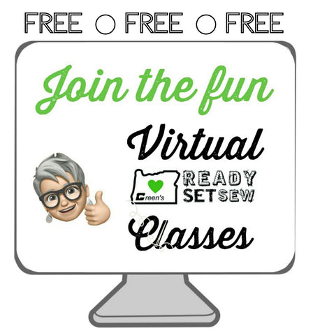 Free Virtual Sewing and Embroidery Classes