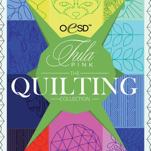 OESD Tula Pink Quilting Collection 80168CD