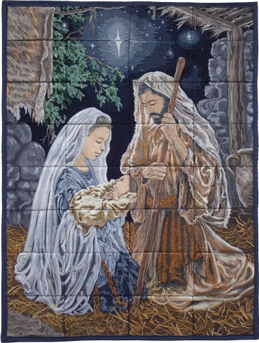 OESD O Holy Night Tiling Scene 80301CD