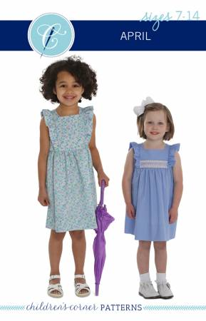 April Sizes 7-14 by Children's Corner
