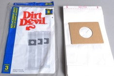 Dirt Devil Type E Vacuum Bags (3 Pack)