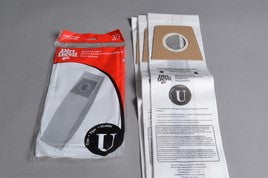 Royal/Dirt Devil Type U Vacuum Bags (3 Pack)