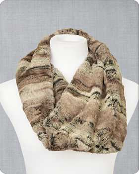 Infinity Scarf Cuddle Kit Mountain Fox