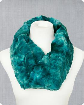 Infinity Scarf Cuddle Kit Galaxy Mallard