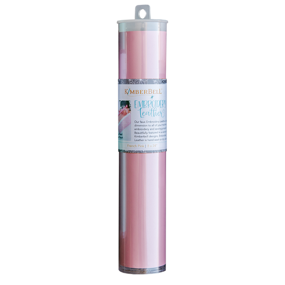Kimberbell Embroidery Leather (French Pink)
