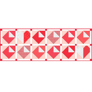 Riley Blake Love Notes Table Runner Kit
