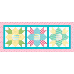 Riley Blake May Blossoms Runner Kit
