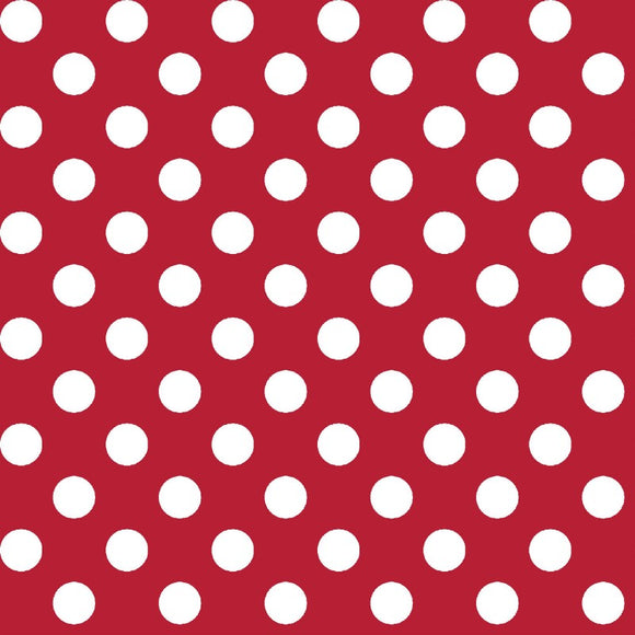 Kimberbell Basics Red Polka Dots