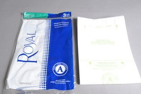 Royal Type A Vacuum Bags (3 Pack)