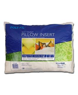 Soft Touch Rectangle Pillow Form 12in x 16in