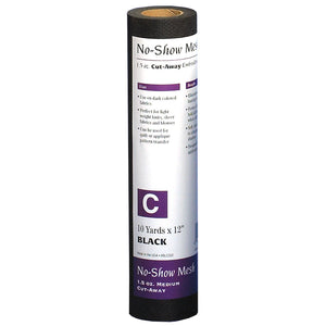 Stabilizer Cut-Away No Show (Black)