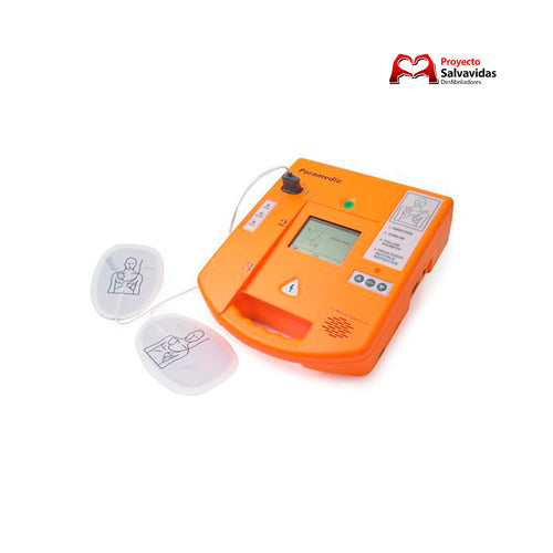 Juego de parches pediátricos CU Medical ER1 Paramedic