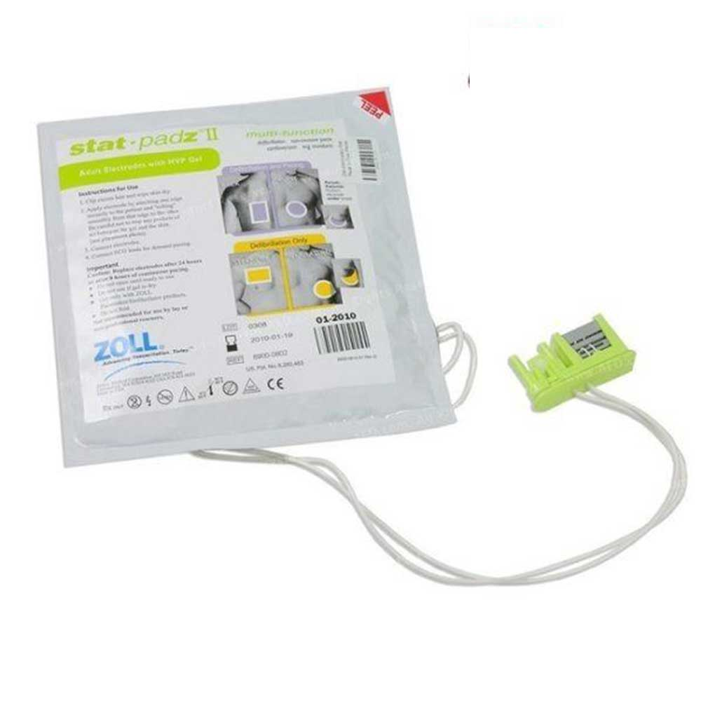 Electrodos Stat-padz II ZOLL AED PLUS adulto