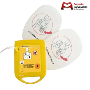 Juego de parches adulto para trainer Savelives S y Mini trainer