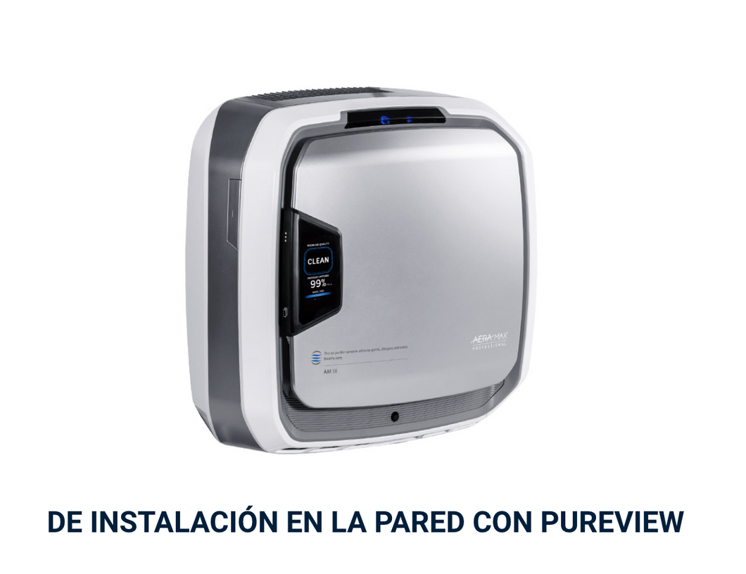 Purificador aire AeraMax Professional III 30m² a 65m²