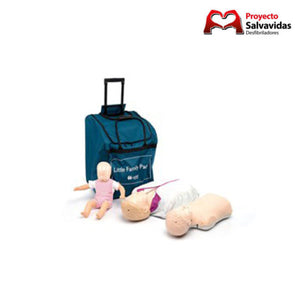 Pack de maniquíes Family pack Laerdal