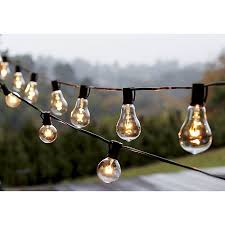 Edison Bulb String Lights - 12ft
