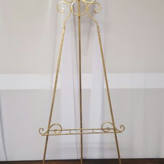Gold Easel - Medium