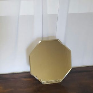 Octagon Table Mirror