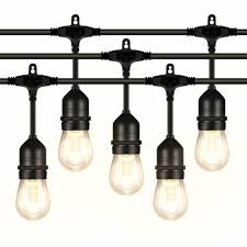 Edison String Lights - 48ft