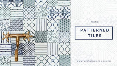 Trend: Pattern Tiles, Design Ideas