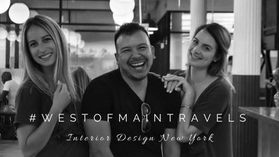 West of Main Travels: Interior Design New York