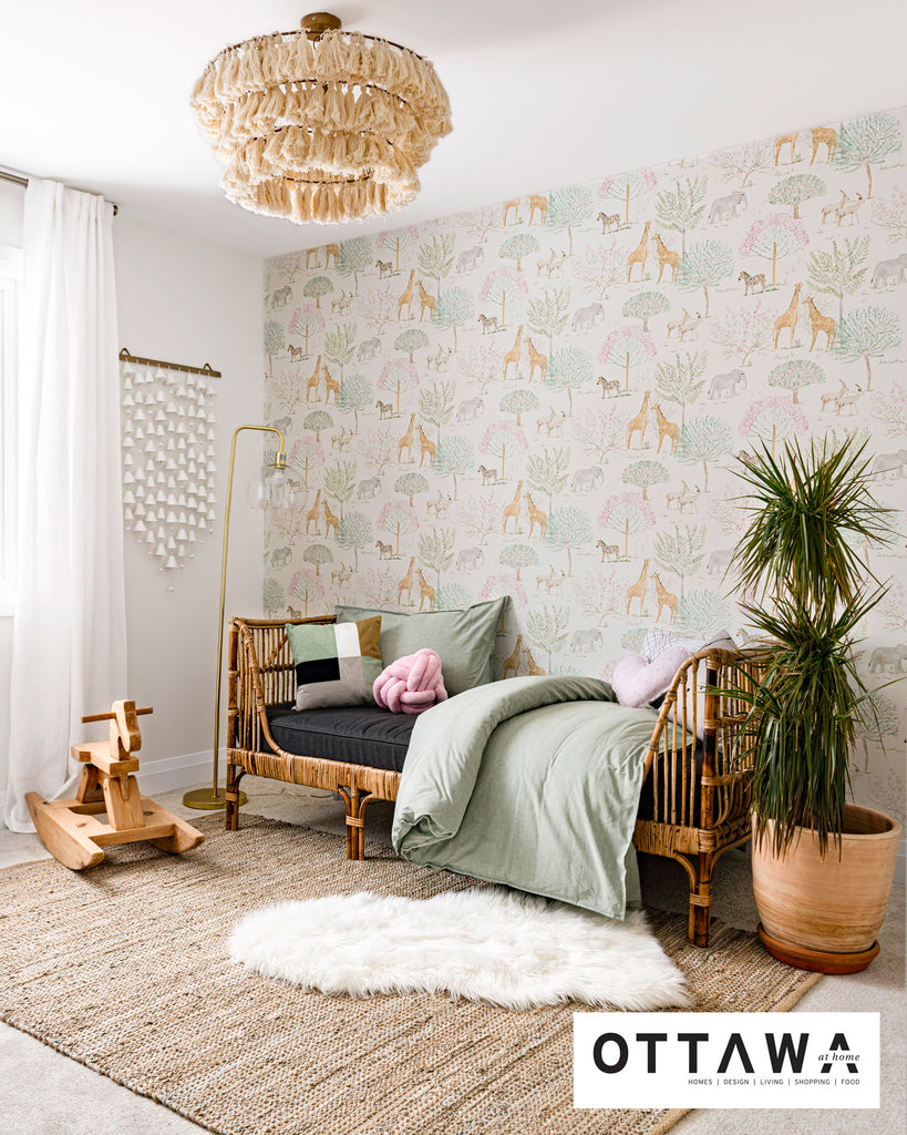 creating a dreamy bedroom.